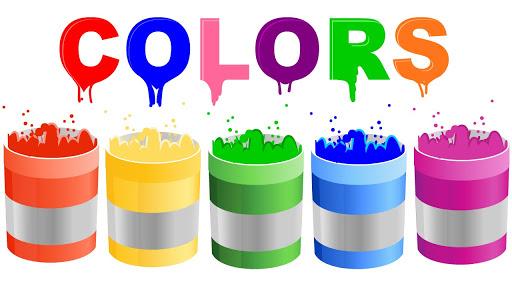 Màu sắc tiếng Anh